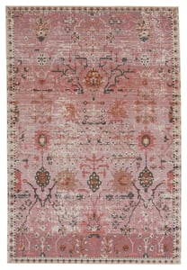 Pink (SWO-06) Swoon Elva Vintage / Overdyed Area Rugs