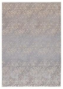 Grey, Taupe (LNS-03) Land Sea Sky Sierra Contemporary / Modern Area Rugs