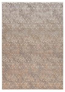 Taupe, Grey (LNS-02) Land Sea Sky Sierra Contemporary / Modern Area Rugs
