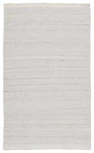 Light Grey, Ivory (PNR-01) Penrose Parson Moroccan Area Rugs