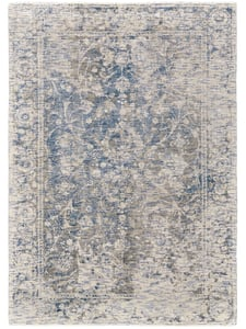 Blue Michener 8R685 Vintage / Overdyed Area Rugs