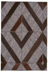 Onyx, Asphalt Canady 0R753 Geometric Area Rugs