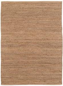 Brown, Tan (NAT-2) Naturals Flat Woven Natural Fiber Area Rugs