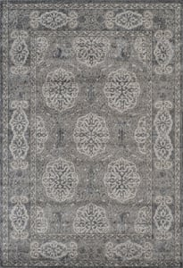 Walnut (ALX-11) Alexandria Aletha Traditional / Oriental Area Rugs
