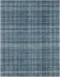 Turquoise Blue (LAU-02) Laurel Therese Contemporary / Modern Area Rugs