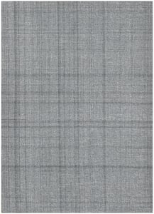 Grey (LAU-03) Laurel Therese Contemporary / Modern Area Rugs