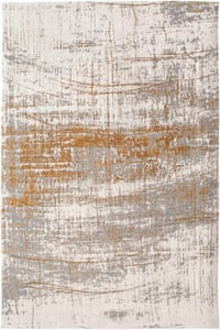 Columbus Gold (8419) Mad Men Griff Contemporary / Modern Area Rugs
