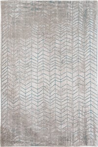 Tribeca Blue (8927) Mad Men Jacobs Ladder Contemporary / Modern Area Rugs