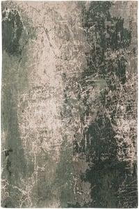 Dark Pine (8723) Mad Men Cracks Abstract Area Rugs