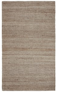 Brown (C) Callum Weave LRL7450 Natural Fiber Area Rugs