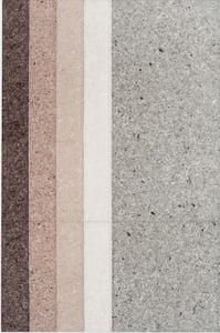 Burgundy Nuances Line Contemporary / Modern Area Rugs
