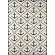 Product Image of Beach / Nautical Ivory Area Rug