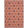 Product Image of Contemporary / Modern Rust Area Rug