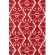 Product Image of Moroccan Red, Ivory (R) Area Rug