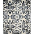 Product Image of Traditional / Oriental Ivory, Navy (P) Area Rug