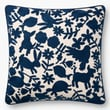 Product Image of Animals / Animal Skins Navy Pillow