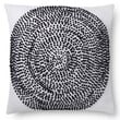 Product Image of Geometric Natural, Black pillow