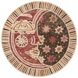 Product Image of Global Nomad Rose Area-Rugs