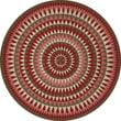 Product Image of Geometric Red - Blaze Within Blaze Area-Rugs
