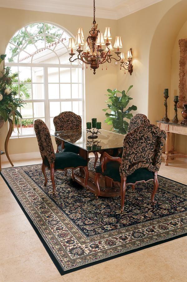 Traditional Dining Room Decor Ideas