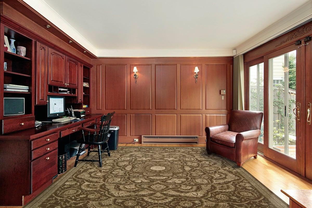 Elegant Sophistication Office Decor Ideas
