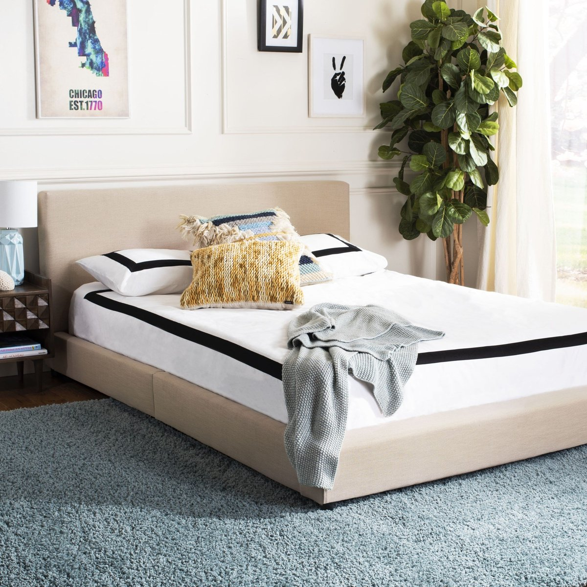Aesthetic Outlines Bedroom Decor Ideas