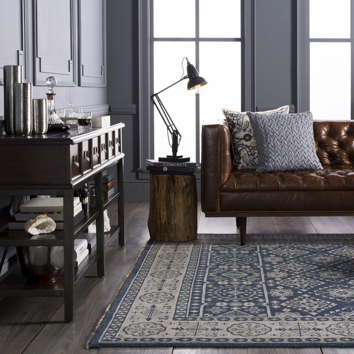 Dark and Moody - Formal Living Room Design Tips