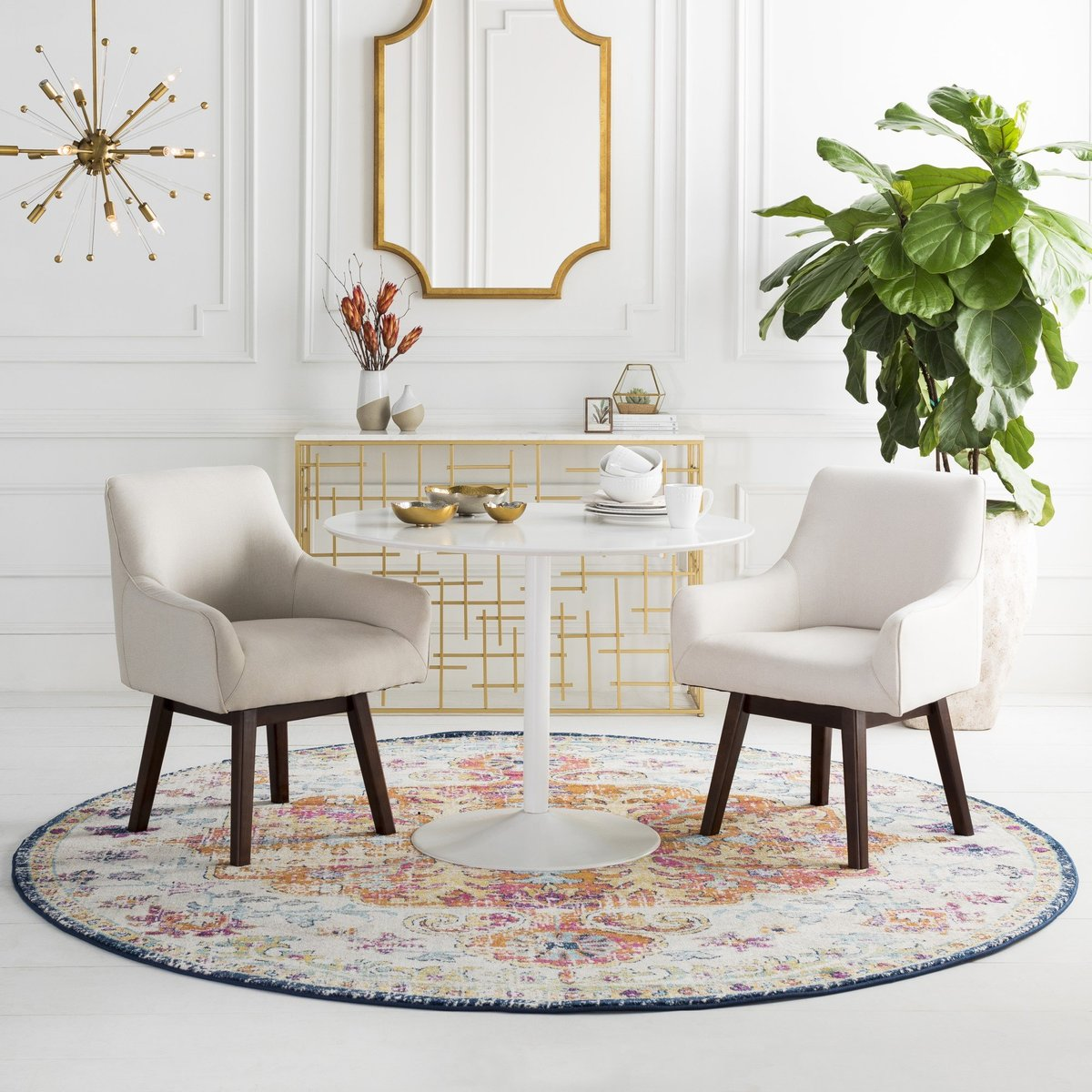 Lovely Nook Dining Room Decor Ideas