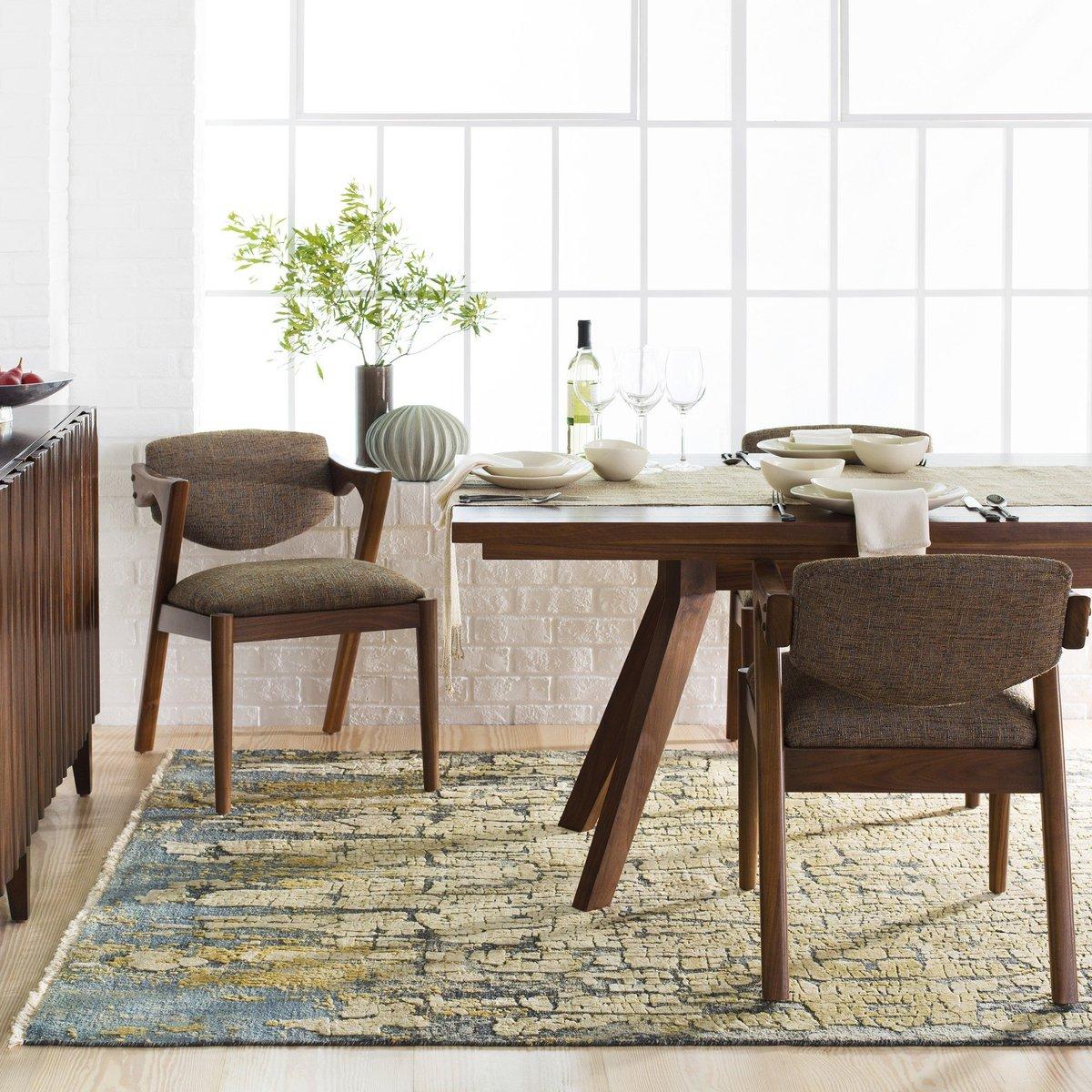 Formal Mid-Centry Modern Dining Room Decor Ideas