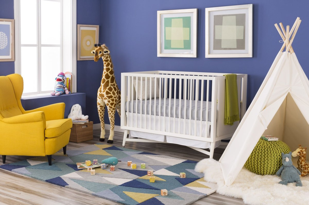 Modern Nursery Rug Ideas