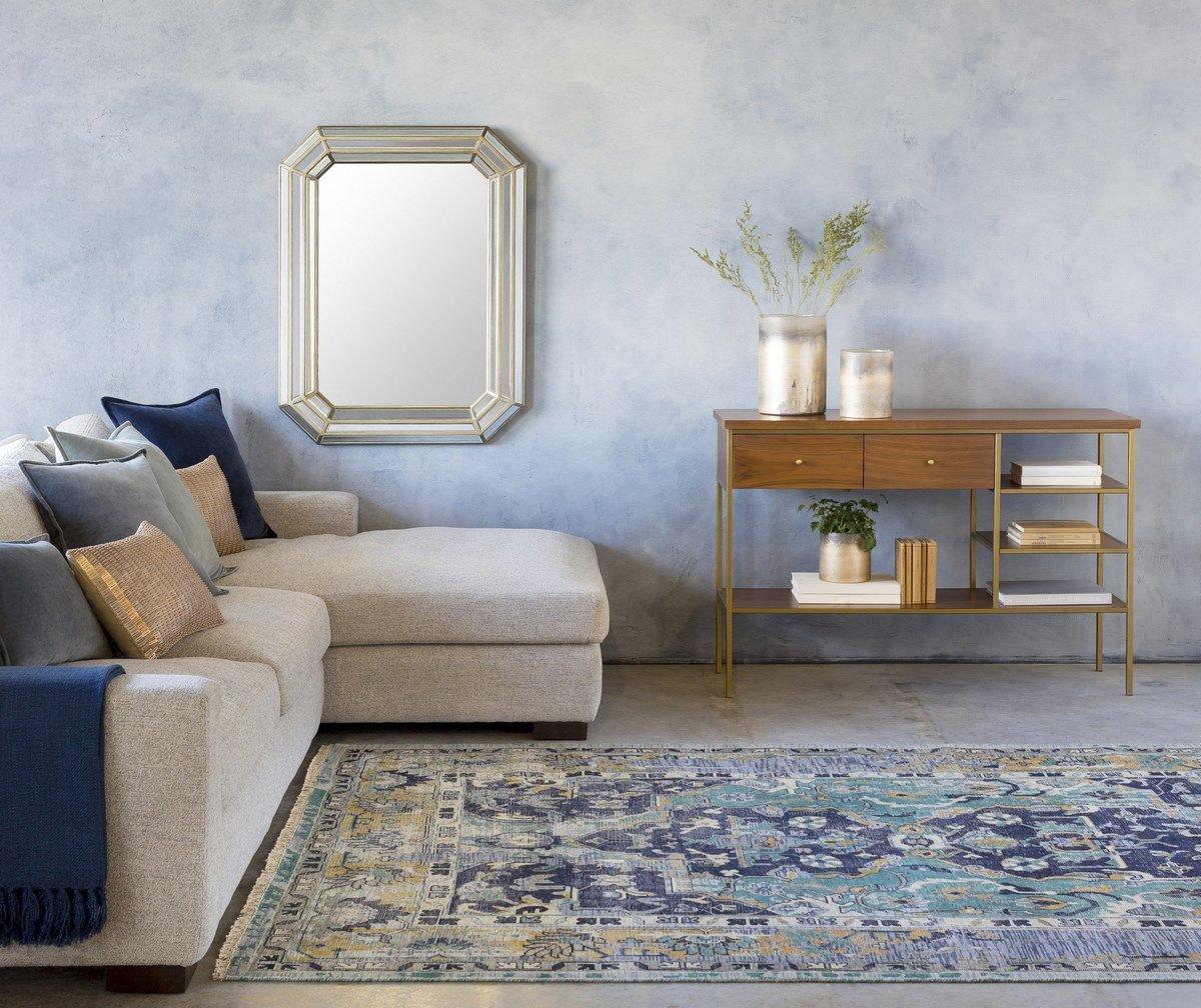 Unique Walls - Formal Living Room Decor Ideas