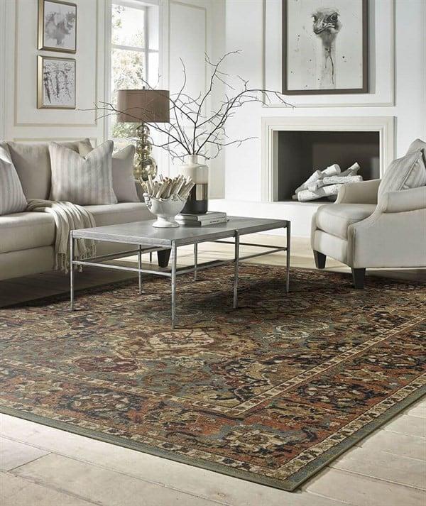Nature Theme - Formal Living Room Design Tips