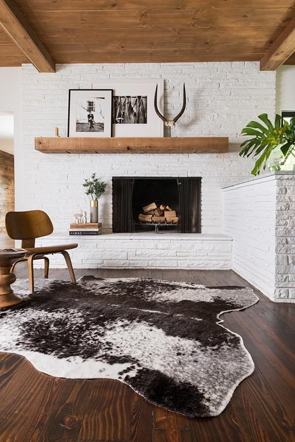 Rustic Love - Cozy Living Room Ideas