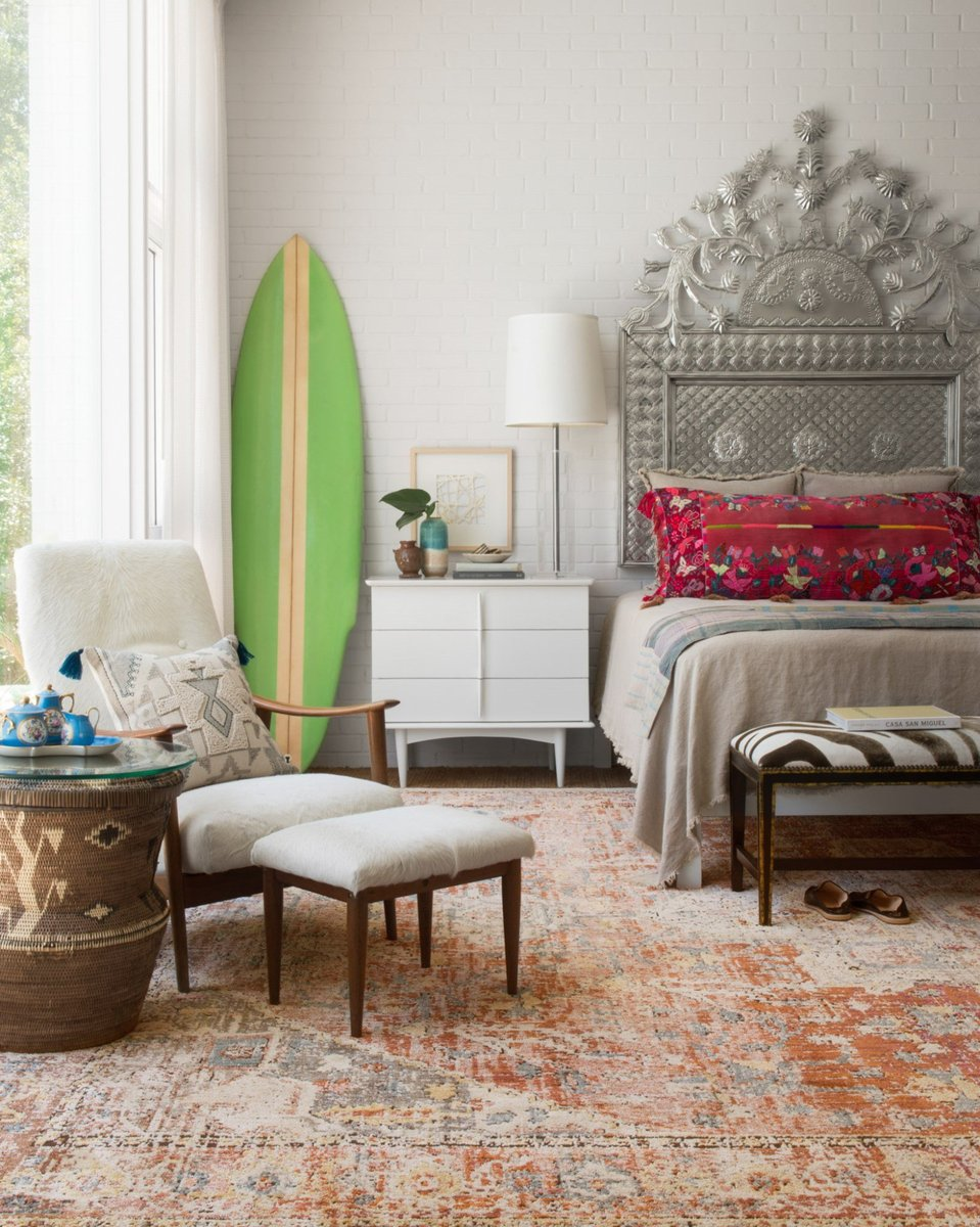 Eclectic Relaxation Bedroom Decor Ideas