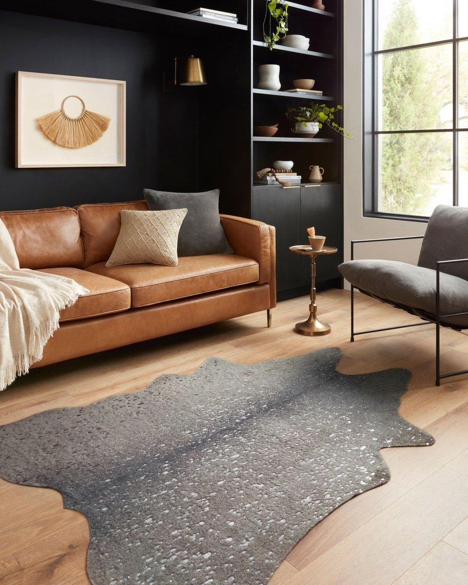 Moody Rustic - Rustic Living Room Ideas