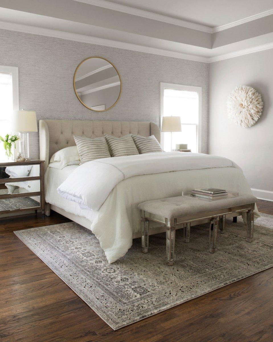 Plush Comfort Bedroom Decor Ideas