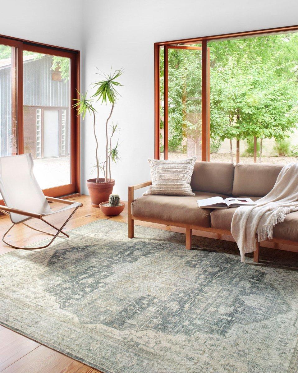 Modern Relaxation - Boho Living Room Decor Ideas