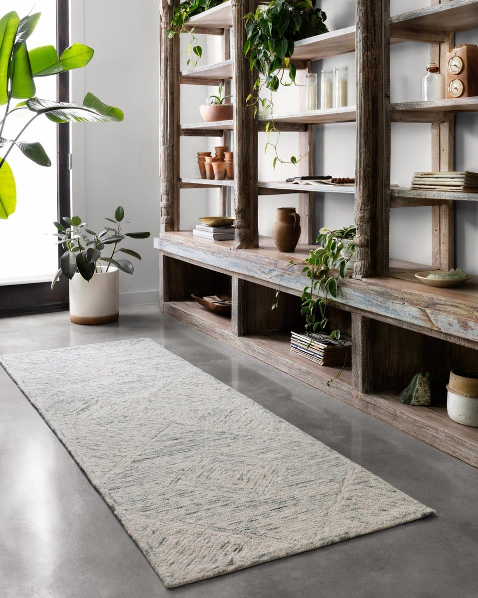 Transitional Welcome Entryway Rug Ideas