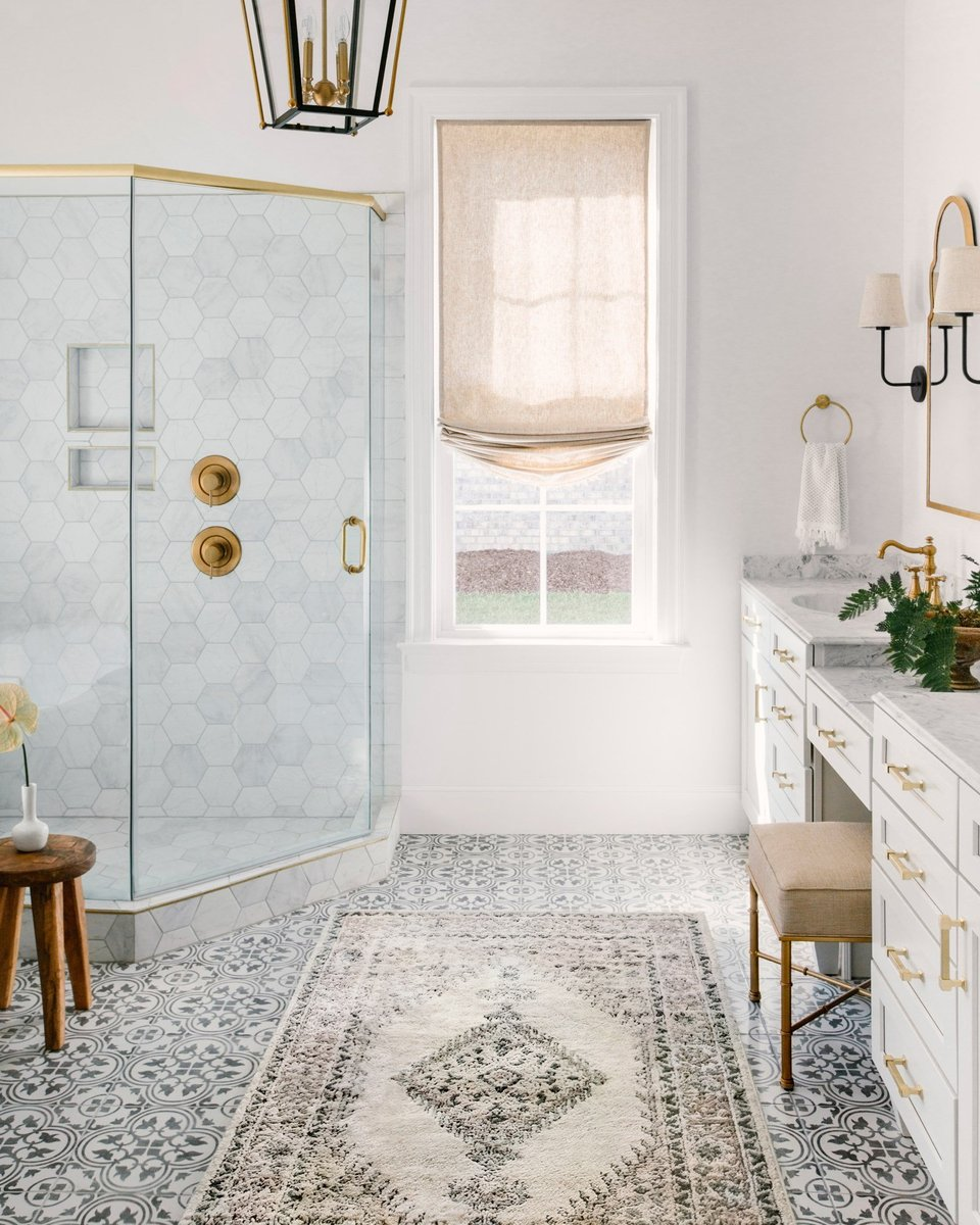 Classic Luxury Bathroom Decor Ideas