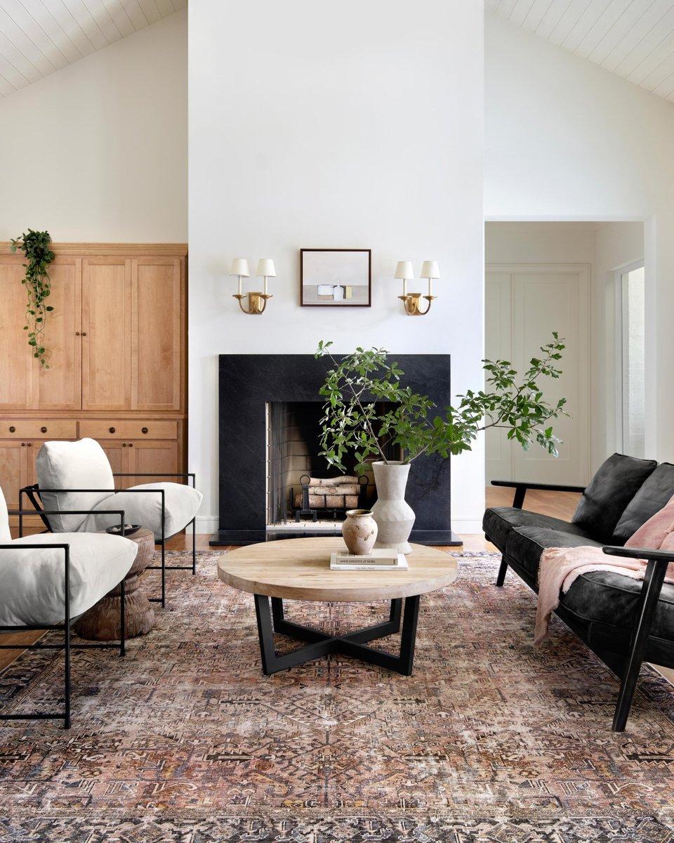 Vintage Modern Living Room Decor Ideas
