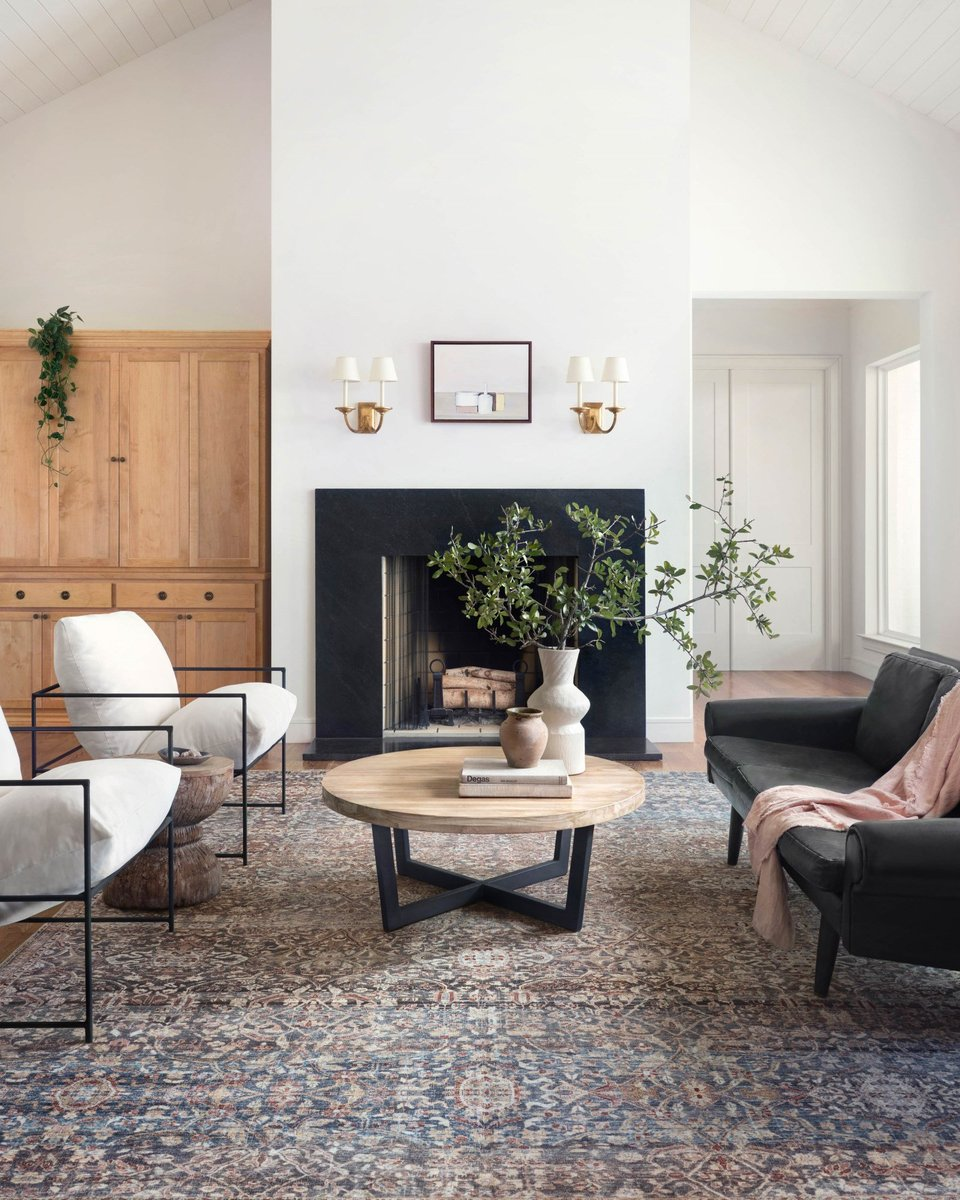 Warm and Comfy Living Room Ideas