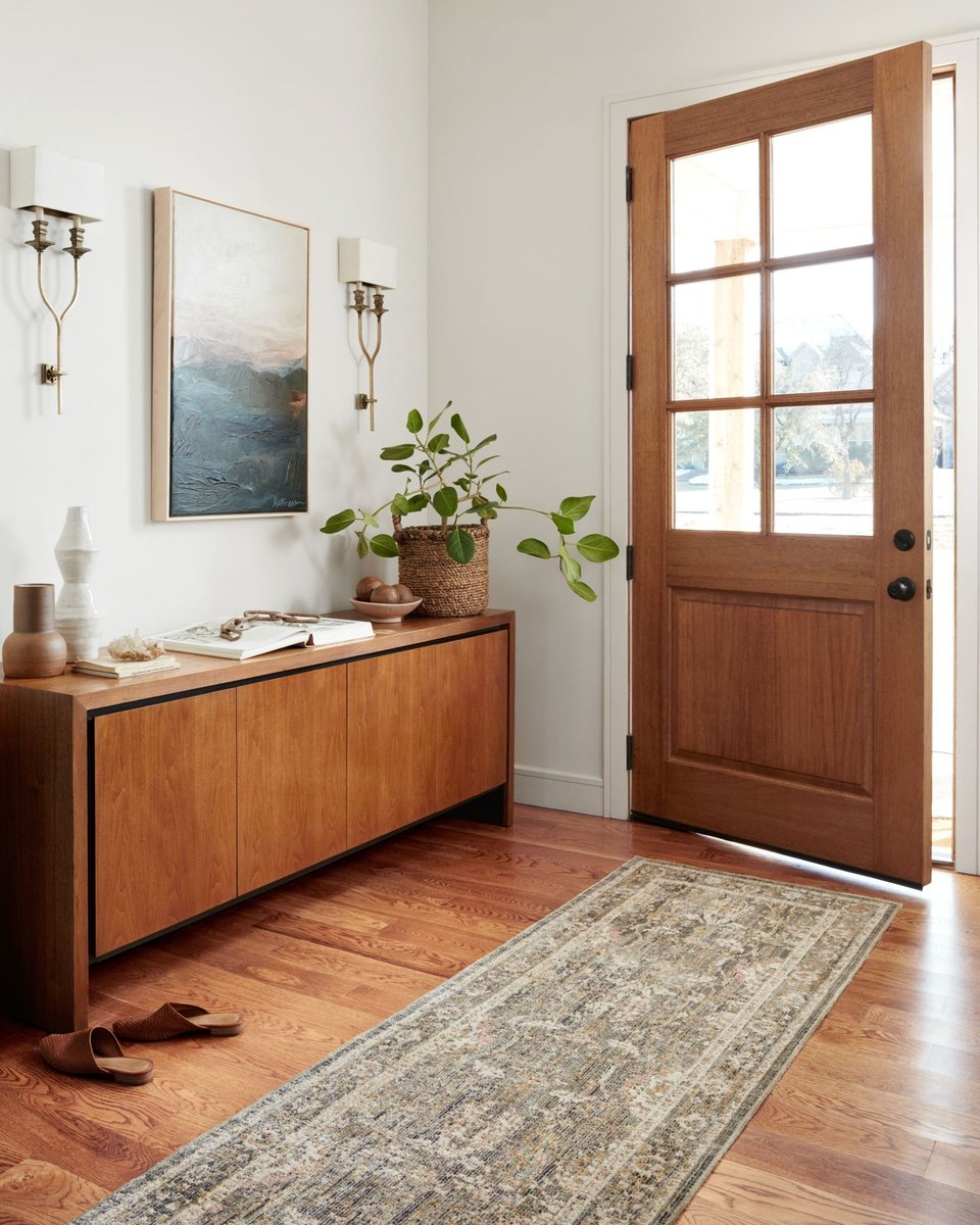 Warm and Welcoming Entryway Rug Ideas