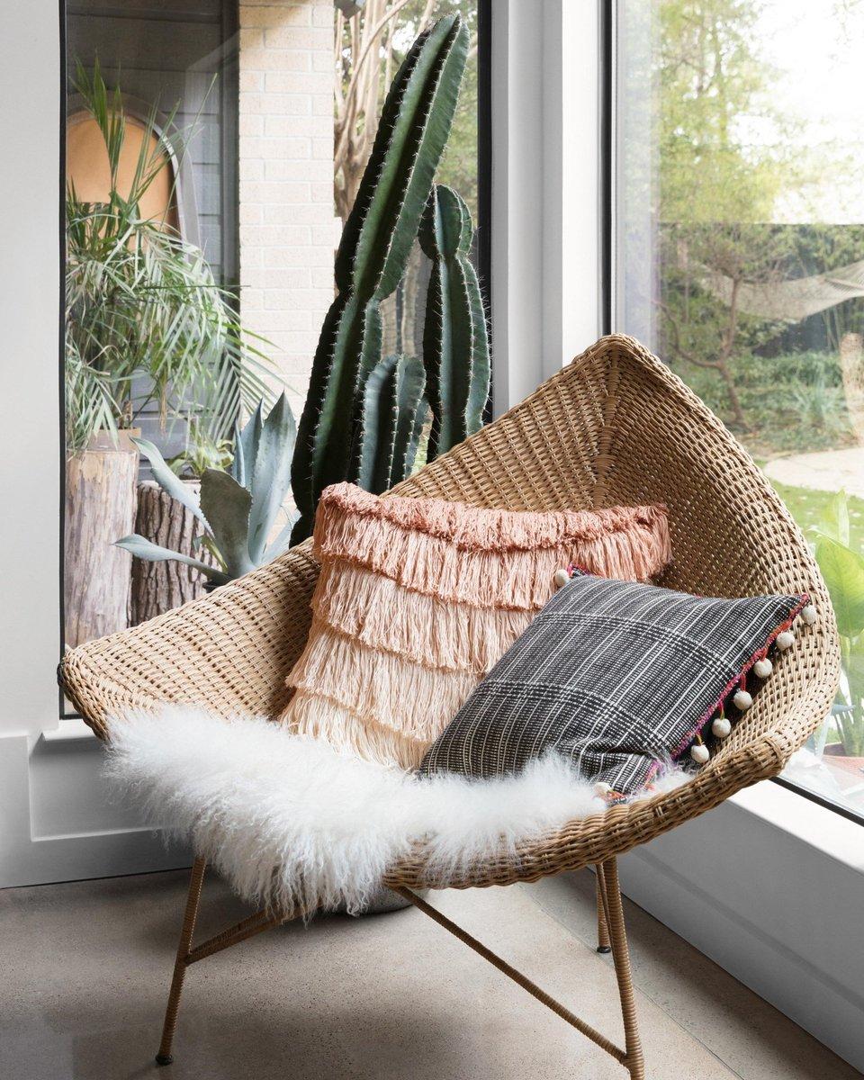 Book Nook - Boho Living Room Ideas