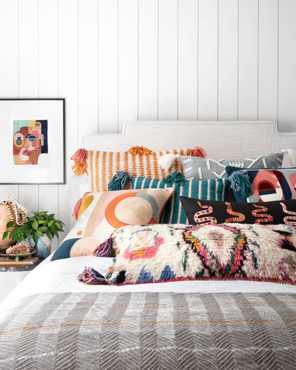 Fun and Funky Bedroom Decor Ideas
