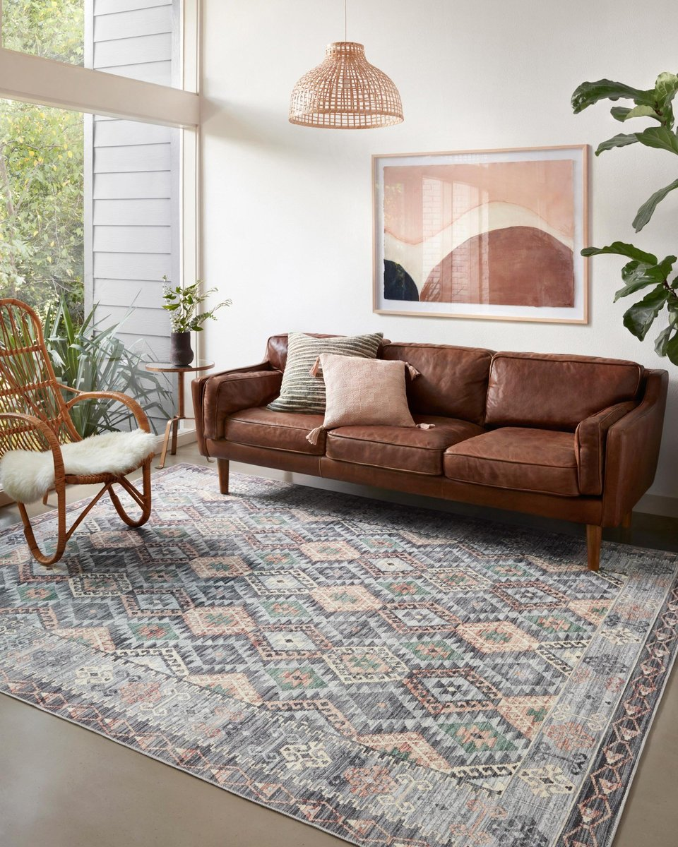 Exciting Textures - Boho Living Room Ideas