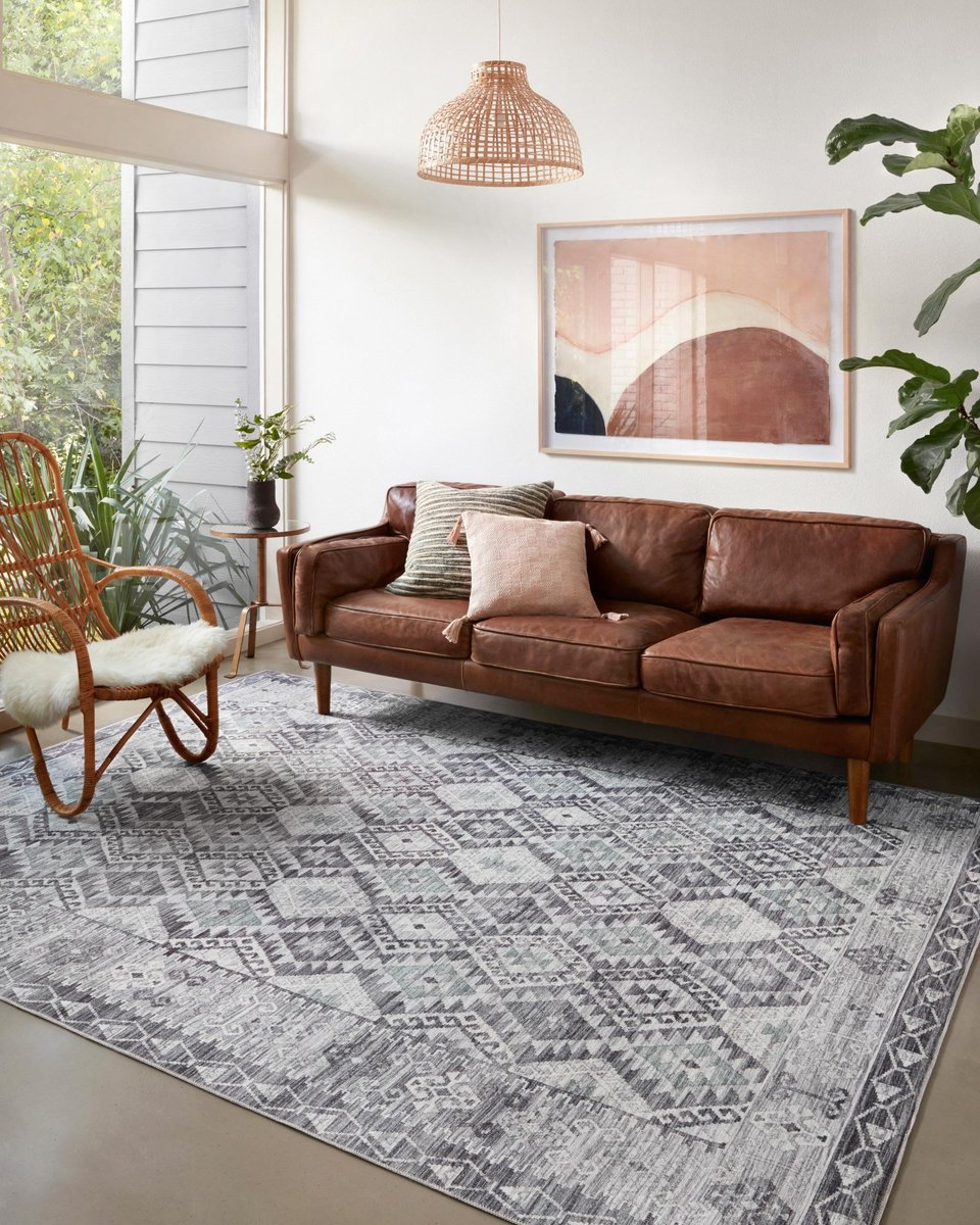 Grey to Ground Living Room Ideas