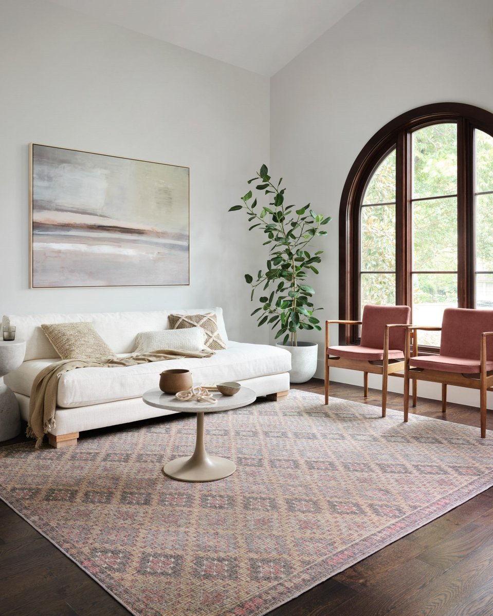 Earthy Elegance Living Room Ideas