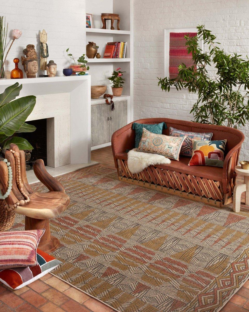 Global Inspiration - Boho Living Room Ideas