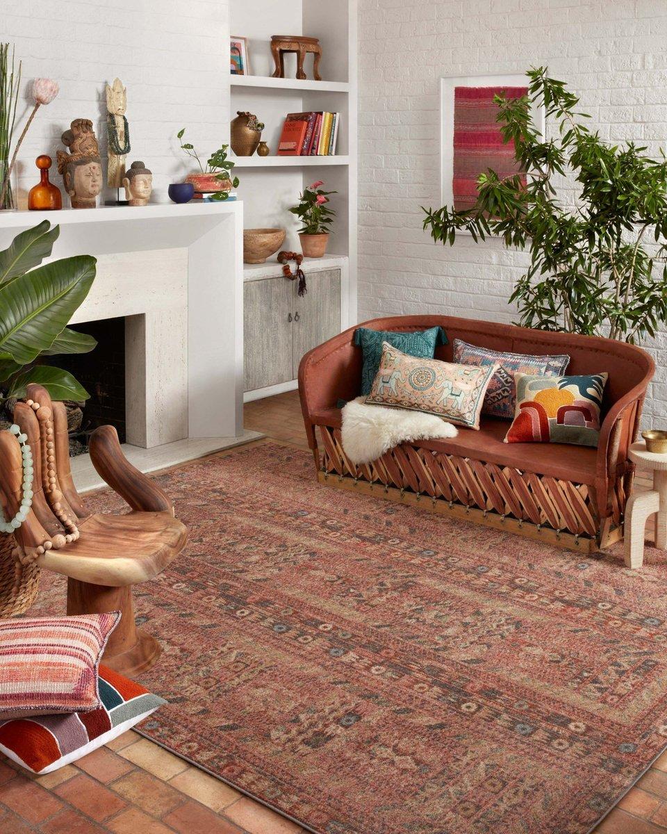 Global Vibes - Cozy Living Room Decor Ideas