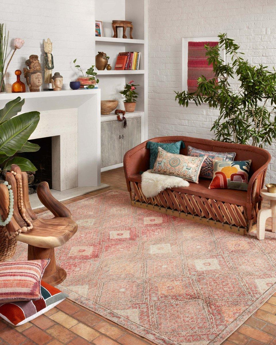 Accessorize - Boho Living Room Decor Ideas